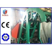 Customized Bucket Elevator Conveyor 3780x770x2260mm Overall Size With One Year Warranty