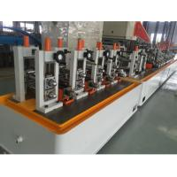 China Handrail Stainless Steel Tube Mill Equipment High Precision And Performance wholesale