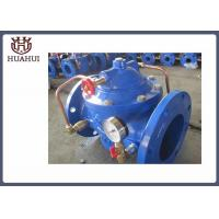 China Flow Control 300X Flanged Check Valve With Handwheel Brass Seat Stopping Water wholesale