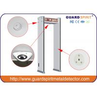 Quality Self diagnostic Door Frame Metal Detector Gate,  Airport Security Machines for sale