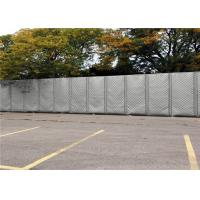 "China Mobile Noise Barriers 40dB noise reduction 48' x 144"" for construction fence panels customized the size wholesale"