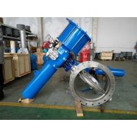 China Spring Return Heavy Duty Air Operated Valve Actuators For Butterfly Valves wholesale