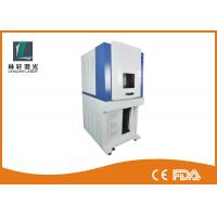 China 5W UV Laser Marking Machine Low Power Consumption For Glass / Diamond wholesale