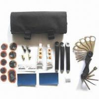 China Bicycle Tool Kit with 3 Tire Lever and 9 Rubber Patches on sale