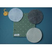 China Non Woven Felt protective polyester fabric felt nonwoven with anti slip Phthalate (DOP) Free PVC Dots wholesale