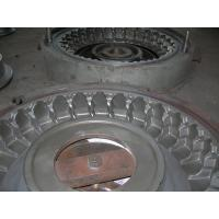 China Solid Tire Mold , Applies To Green Tyre Mould Type , PolyureThane Casting Type , Mining Vehicles wholesale