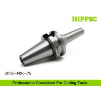 China BT30 - MX6 - 75 Steel Tool Holder For High Precision Machining wholesale