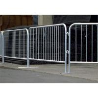 China 1/6th Scale ZCWO Hongkong Street scene NO.12 steel barricades crowd control wholesale
