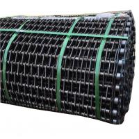 China Stainless Steel Eyelink Loop Joint Wire Mesh Conveyor Chain Belt 304 Ss Grade wholesale