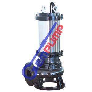 China Mobile submersible sewage pump non-blocking 960~2950 r/min Speed wholesale