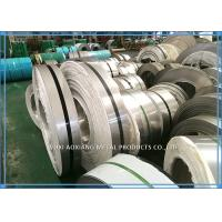 China Bright Annealed Stainless Steel Strip Coil  BA Finish High Precision SUS Divider on sale