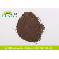 China Dark Brown Granule Phenolic Molding Compound , Phenolic Resin Powder Temperature Resistance wholesale