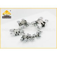 Buy cheap Concealed Soss Internal Door Hinges For Kitchen Cabinets / Cupboard from wholesalers