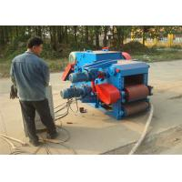 China High Capacity 9 - 18 T/H Wood Chipper Machine For Wood Shaving Plant wholesale