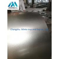 China Waterproof Hot Dip Zinc Coated Steel Sheet ASTM A792 JIS G 3321 Energy Saving wholesale