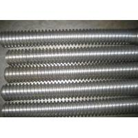 China Long Metric High Strength All Thread Rod Carbon Steel Material M4 / M5 / M8 / M10 wholesale