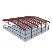 China warehouse construction low costs house prefab steel structure buildings wholesale