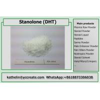 Quality Steroid Hormone Powder Stanolone / Androstanolone / DHT For Health And Beauty for sale