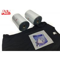 Buy cheap 23.5cm*100m Sublimation Metallic Vinyl Rolls Soft Hand Feel For Sublimation from wholesalers