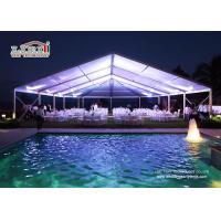 China Aluminum Frame Outdoor Large Party Tent 20X20 White Party Marquee For Event wholesale