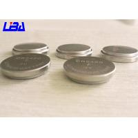 China Primary Li/MnO2 Lithium Cell Battery , High Discharge Capacity Cr2450 3v Battery wholesale