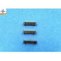 China single row vertical wafer connector right angle wire to board connectors with 2.00mm pitch wholesale