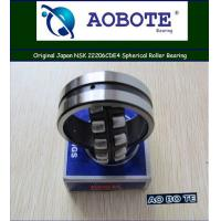 China Self-aligning Spherical Roller Bearing NSK 22206 CDE4 With Two Double Row wholesale