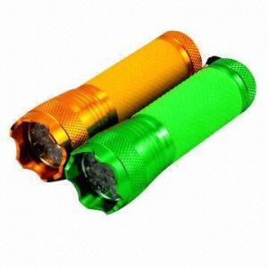 China LED Flashlights, Measures 103 x 31mm wholesale
