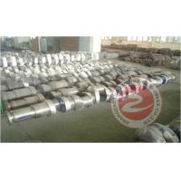 China High Speed Compressor Crankshaft Forging Parts OEM , ASTM EN ISO wholesale