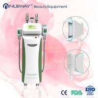 China Body Shaping Fat Freezing Cryolipolysis Machine Wind And Water Cooling System wholesale