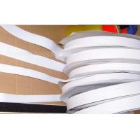 China Medical White Roll Adhesive Hook And Loop 70% Nylon And 30% Polyester For Patches wholesale