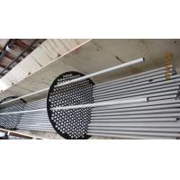 China Heat Exchanger Stainless Steel Seamless Tube ASTM B677 UNS NO8904 / 904L wholesale