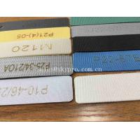 China Abrasion Corrosion Resistance PVC Conveyor Belts with Colorful Fabric Heat Resistant wholesale