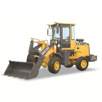 Wholesale ZL10 1.0ton wheel loader 912 with CE from china suppliers