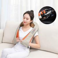 China U Type Back Shoulder Massager Scratch Resistant For Reduce Heart Rate / Improve Circulation wholesale