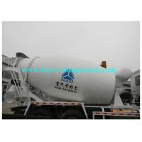 China Self loading concrete mixer truck 4x2 6x4 8x4 5 to 18 cubic meters for Africa wholesale