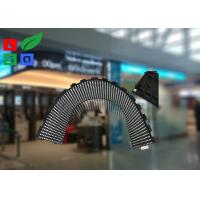China Soft Cover Design Programmable LED Message Board , High Brightness SMD Scrolling LED Sign wholesale