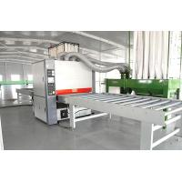 China Fully Automatic UV Coating Machine For Fibre Cement Sheet One Year Warranty wholesale