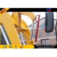 Quality Front End Wheel Loader 42kw Power 910mm Dumping Distance Suspension Shock for sale