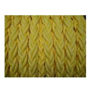 China Ship Docking 8 Strand Polypropylene Mooring Rope Yellow 80mm x 220m wholesale