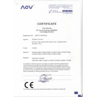 Shining International Tech Limited Certifications