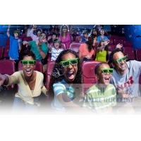 China The Most Thrilling XD Theatre , 6D Motion Simulators Experience wholesale