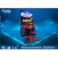 China Fashion Appearance Racing Game Machine Coin Operated Snow Cross Motorcycle For Kids wholesale