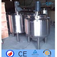800l Inox Sanitary Cstr Continuous Stirred Tank Reactors