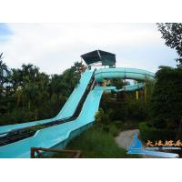 Commercial 8m spiral water swimming pool slides for - Commercial swimming pool water slides ...