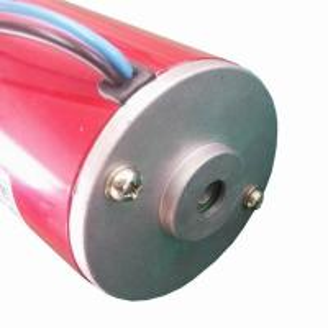 China 180 Watt DC Garage Door Motor red color For Lifting Garage Door wholesale