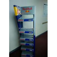 Buy cheap 6 Layer Floor Standing Advertising Display Stand For Retail Stores / Shops from wholesalers