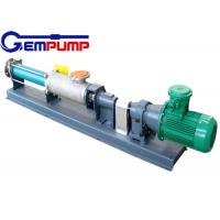 China G type single screw pump/with speed motor pump / food use pump / metallurgy pump / paper & printing pump / dyeing pump wholesale