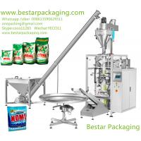 China laundry detergent VFFS machine wholesale