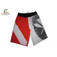 China New Style Summer Holiday Mens Stretch Boardshorts With Sublimation Printing wholesale